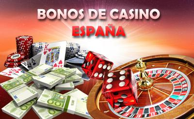 bonos de casino españa