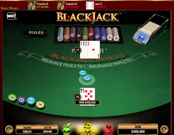 juegos de casino online blackjack