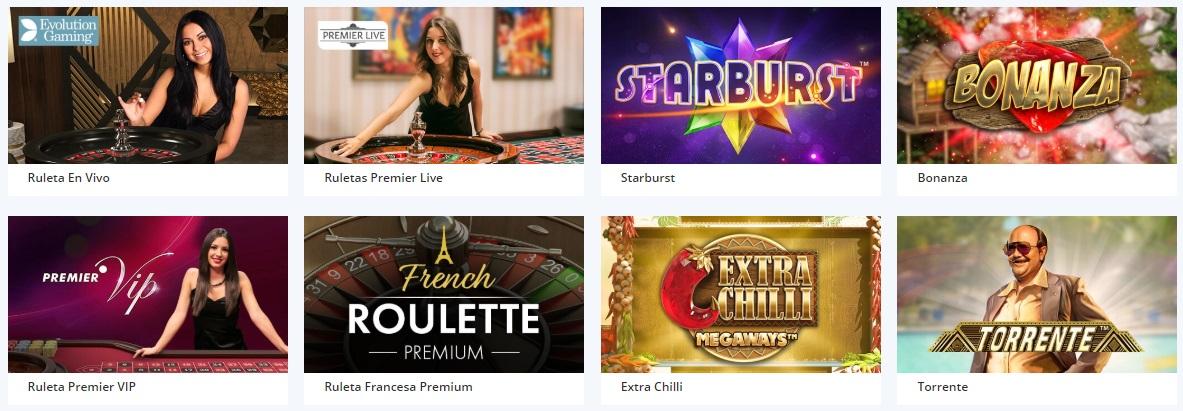 juegos casino apuestas deportivas